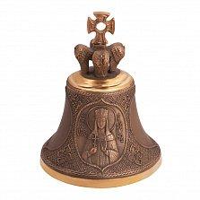 Именной бронзовый колокольчик Св. Елена