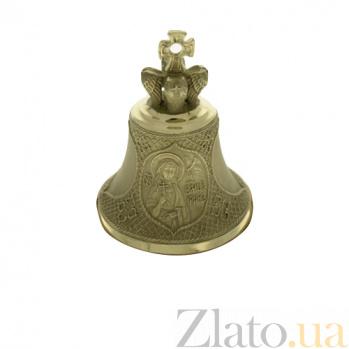 Бронзовый именной колокольчик Св. Ирина К8811