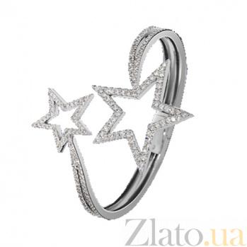 Золотой браслет с бриллиантами Стэлла KBL--БР029
