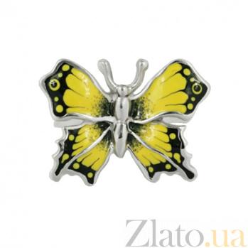 Серебряное кольцо Махаон 3К203-0008