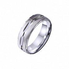 Золотое обручальное кольцо Объятия любви