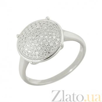 Серебряное кольцо с фианитами Алексия 3К543-0016