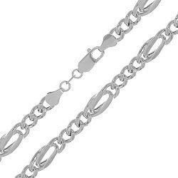 Серебряная цепь, 3,5 мм 000072032