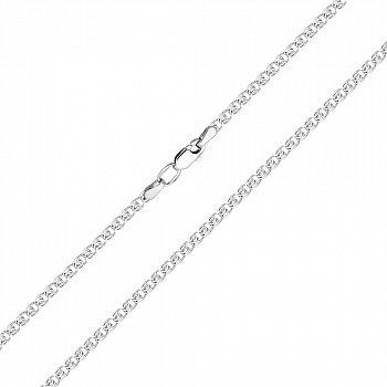 Срібний ланцюг в плетінні лав, 3мм 000118002