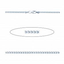 Цепочка из серебра Perfect Style, 3мм