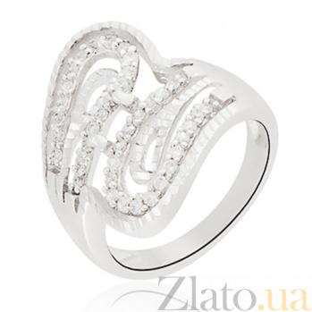 Серебряное кольцо Гармония 10000059