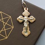 Золотой крестик Спасение