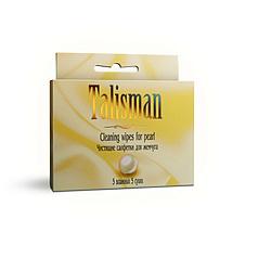 Чистящие салфетки для жемчуга (5 сухих, 5 влажных) 000003843