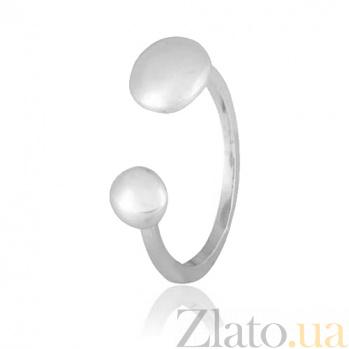Серебряное кольцо Джия 000028020