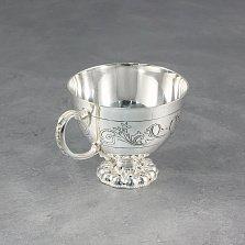 Серебряная чашка Греция