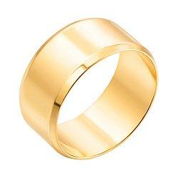 Обручальное кольцо из желтого золота 000121441