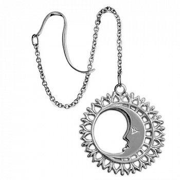 Срібний іонізатор Сонний місяць 000043417