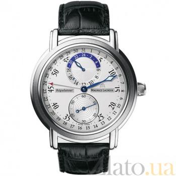 Часы Maurice Lacroix коллекции Regulateur MLX--MP6148-SS001-120