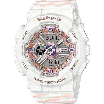 Часы наручные Casio Baby-g BA-110CH-7AER 000086822