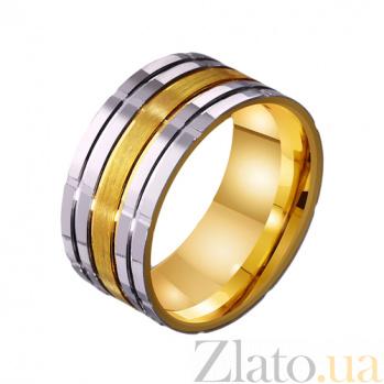 Золотое обручальное кольцо Исключительный стиль TRF--4411462