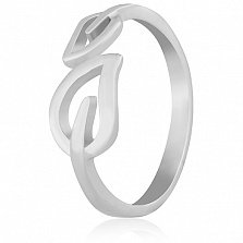 Серебряное кольцо Сентябрь