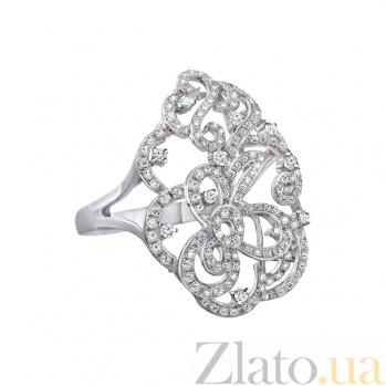 Золотое кольцо с бриллиантами Эрика 1К869-0149