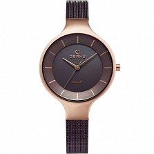 Часы наручные Obaku V221LRVNMN