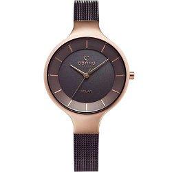 Часы наручные Obaku V221LRVNMN 000087592