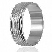 Кольцо из серебра Правильный выбор