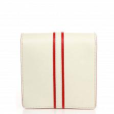 Клатч Italian Bags 1721_beige Кожаный Бежевый
