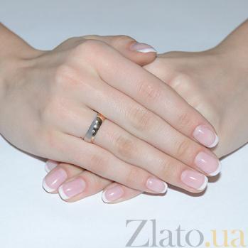 Обручальное кольцо Новая жизнь 1019