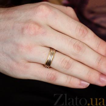 Золотое обручальное кольцо Лучшее в тебе 000024512