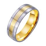 Золотое обручальное кольцо Империя чувств