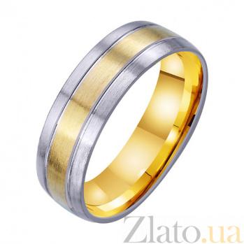 Золотое обручальное кольцо Империя чувств TRF--4511751