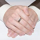 Серебряное кольцо Арсенал