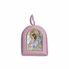 Серебряная икона Хранительница