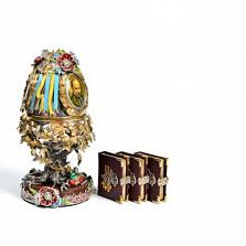 Серебряная композиция Триумф украинского духа