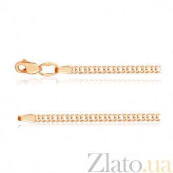 Золотая цепочка Звезда EDM--Ц110