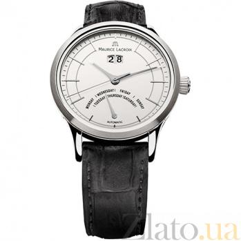 Часы Maurice Lacroix коллекции Les Classiques Jours Rétrogrades automatique MLX--LC6358-SS001-13E