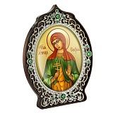 Икона с образом Святой мученицы Софии