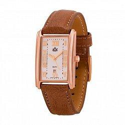 Кварцевые часы из красного золота 000139328