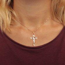 Золотой крестик Сила небесная