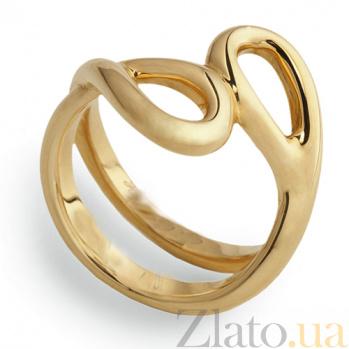 Кольцо Hausmann из желтого золота R-Hsm-E1