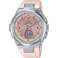 Часы наручные Casio Baby-g MSG-S200-4AER
