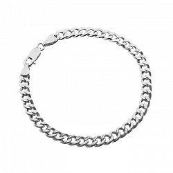 Серебряный браслет, 4,5 мм 000072044