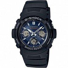 Часы наручные Casio G-shock AWG-M100SB-2AER
