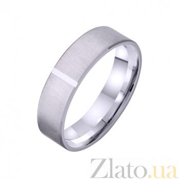 Золотое обручальное кольцо Джули TRF--421240