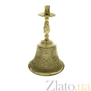 Бронзовый колокольчик с подсвечником Св. Петр и Св. Павел K6112
