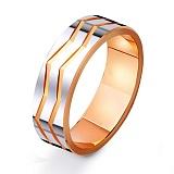 Золотое обручальное кольцо Любовная пучина
