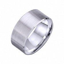Золотое обручальное кольцо I love you