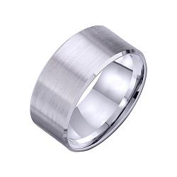 Золотое обручальное кольцо I love you 000009549