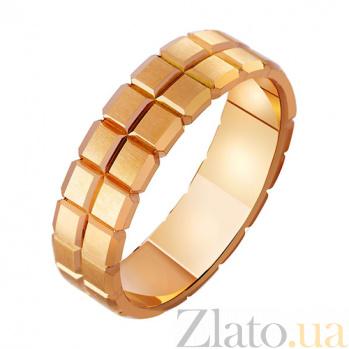 Золотое обручальное кольцо Sweet life TRF--411031