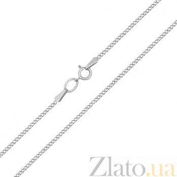 Серебряная цепочка Риола в классическом панцирном плетении, 2мм 000097502