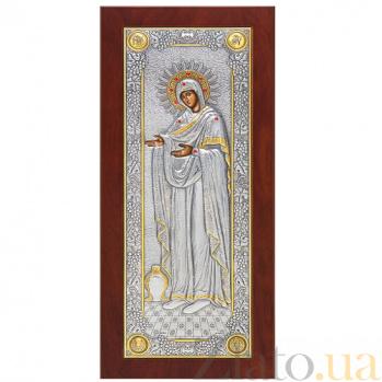 Икона Божией Матери «Геронтисса» с инкрустацией, 22х10см SXGСП Геронт 22х10