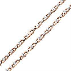 Золотая цепь Baraka в комбинированном цвете 000042422